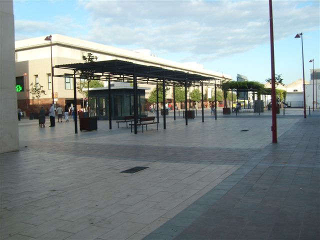 Vistas plaza